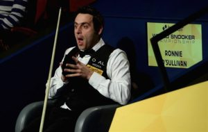 Ronnie O'Sullivan's top seven maddest snooker moments