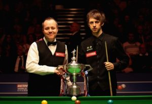 The top five World Snooker Championship Finals in Crucible history