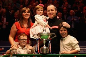 Top 20 Crucible moments: #14 – John Higgins' fourth title in 2011