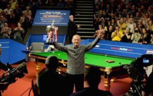 Steve Davis at 60: The top five moments in the career of The Nugget