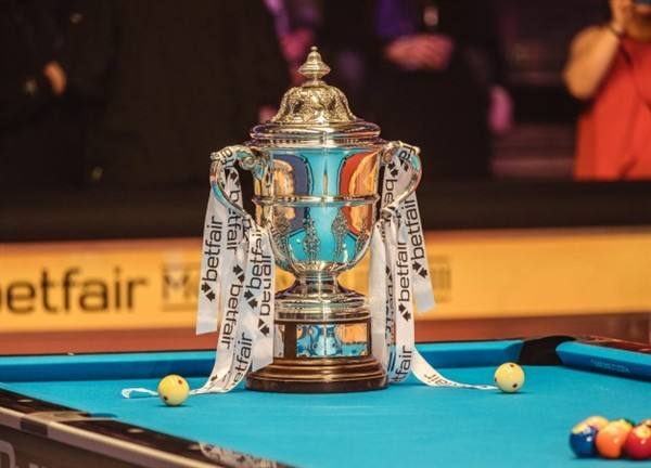 Mosconi Cup Live Score