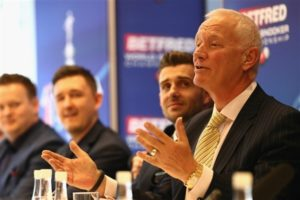"Barry Hearn vows to ""name and shame"" snooker's slow coaches"