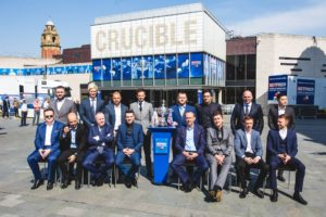 World Snooker Championship 2019 Live Scores and Tournament Schedule of Play