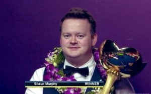 Murphy weaves his magic to clinch China Championship title