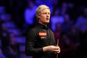 Neil Robertson: My Perfect Player – The Thunder from Down Under shares his selections