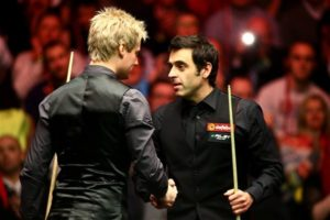 Ronnie O'Sullivan v Neil Robertson: Tour Championship 2019 final preview – Rocket out to do the double