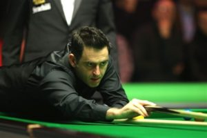 Ronnie O'Sullivan recovers to see off wasteful Wilson at World Grand Prix
