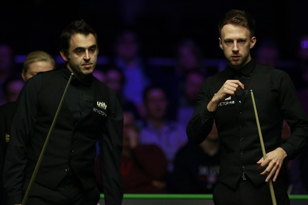 Trump backs O'Sullivan over 147 debate (credit:World Snooker)