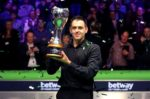 Ronnie O'Sullivan is eyeing a third straight UK title (credit:Richard Sellers/PA Images)