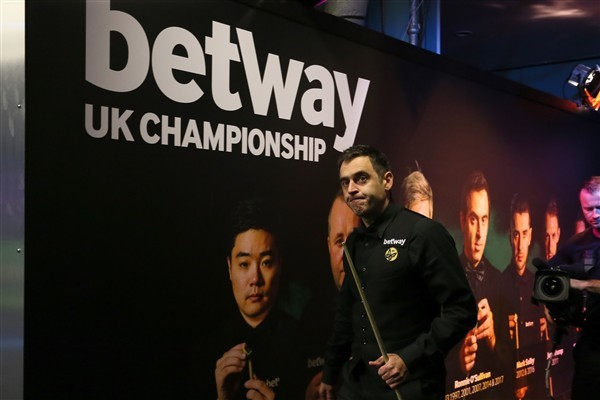 Ronnie O'Sullivan is the defending champion (credit:Richard Sellers/PA Images)