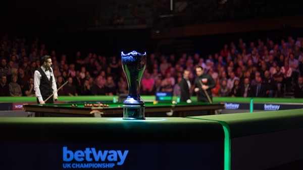 Don't miss the action from the season's first Triple Crown event (credit:World Snooker)