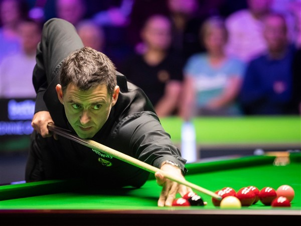 O'Sullivan launches his title defence (credit:PA Images)