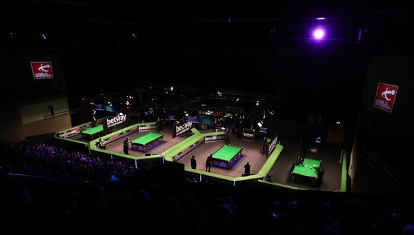 A general view of the York Barbican arena (credit:Simon Cooper/PA Images)