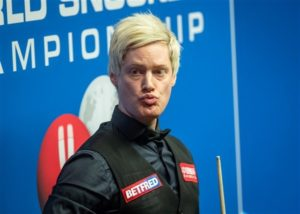 Australian ace Neil Robertson in action (credit:PA Images)
