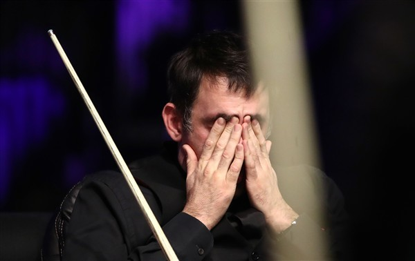 O'Sullivan last missed The Masters in 2013 (credit:John Walton/PA Images)