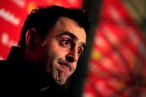 "John Higgins ""too good a player not to be winning tournaments"" insists Ronnie O'Sullivan"