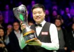 Ding reclaims the UK crown in York (credit:Richard Sellers/PA Images)