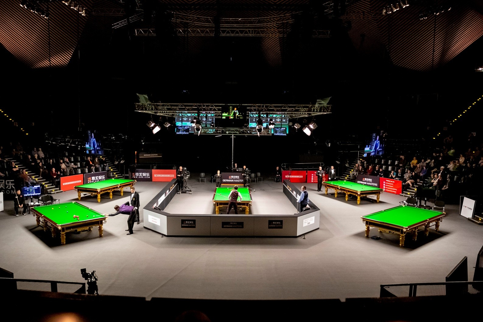 German Masters Snooker