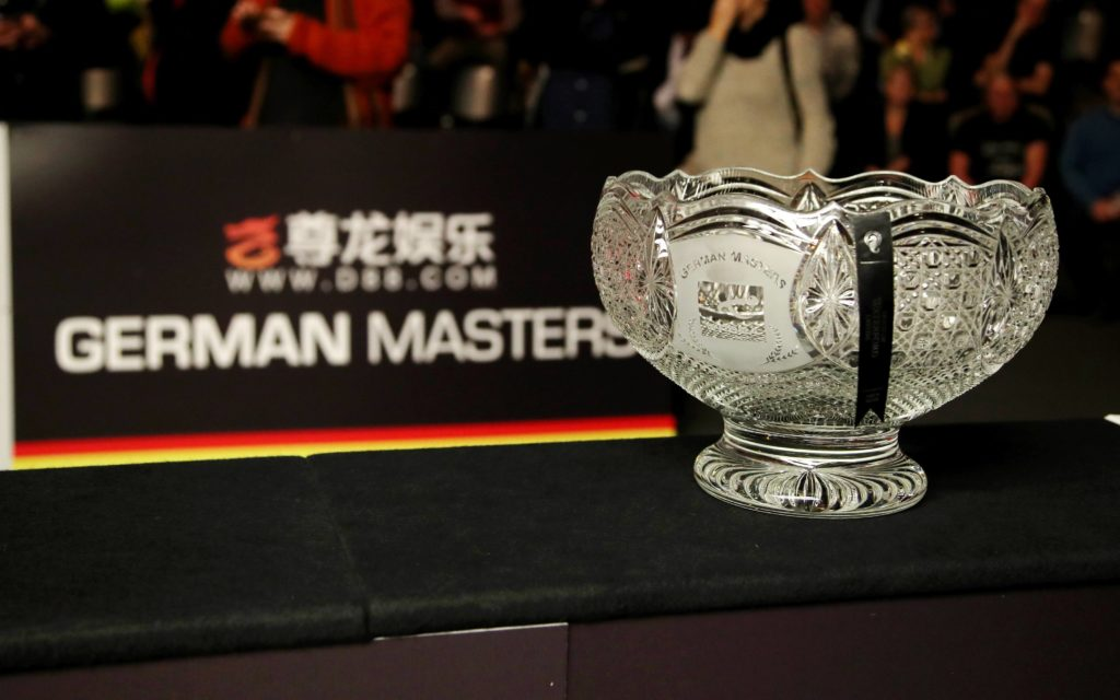 Snooker German Masters 2020