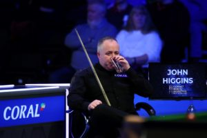 John Higgins withdraws from the 2021 German Masters
