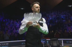 Judd Trump claims fantastic fourth ranking title of the season at the German Masters