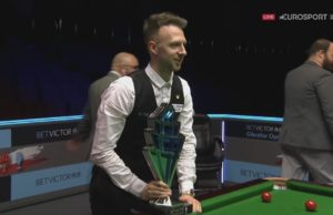 Six of the best for record-breaking Judd Trump in Gibraltar