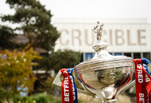 World Snooker Championship Qualifiers 2021 Live Scores and Schedule of Play