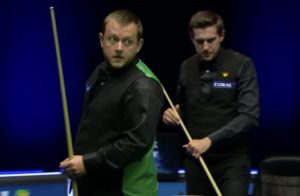 Mark Allen storms past Mark Selby to reach Tour Championship final