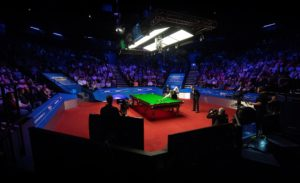 Fans set to return to The Crucible for World Snooker Championship final