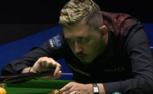 Kyren Wilson closes in on maiden World Snooker Championship final as Selby leads O'Sullivan