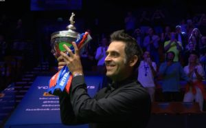 Ronnie O'Sullivan secures super sixth World Snooker Championship title