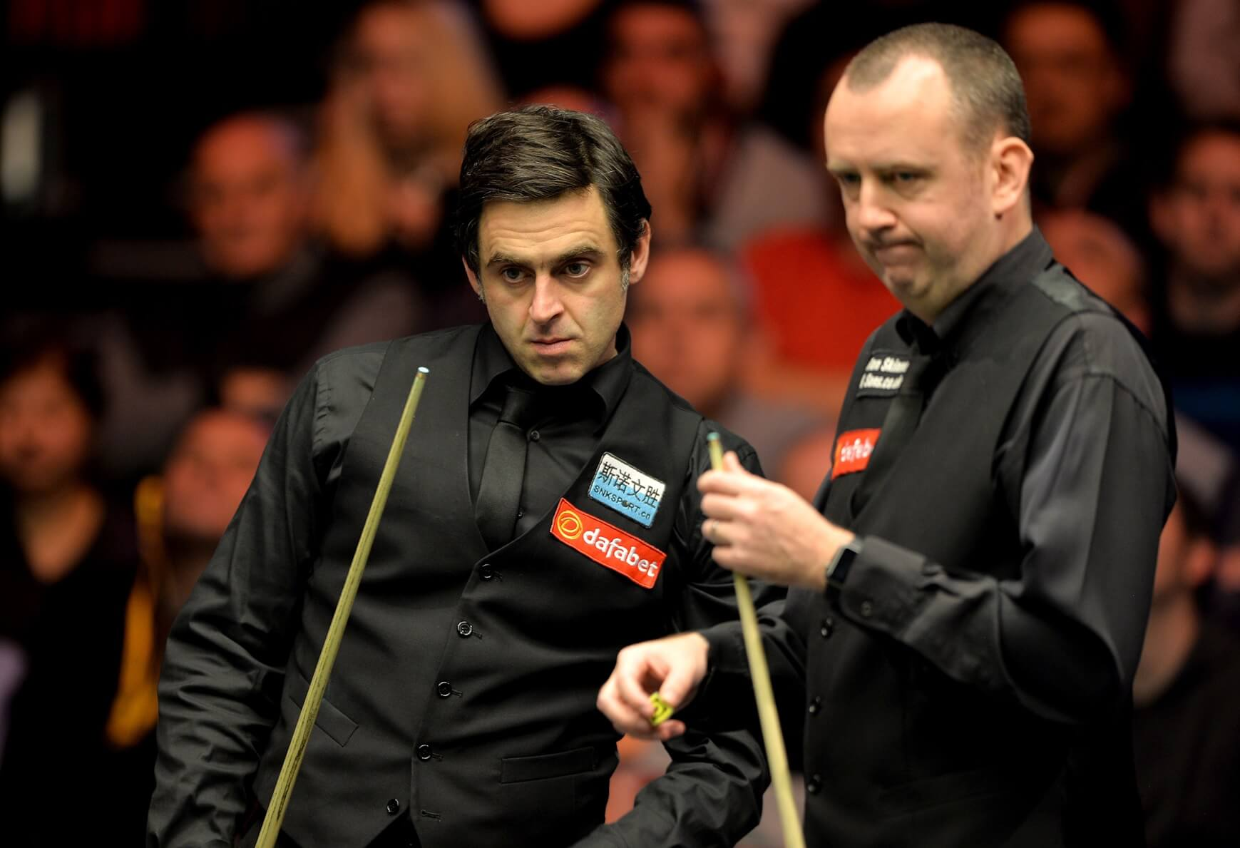 Ronnie O'Sullivan sets up Jordan Brown show-down in Welsh Open final