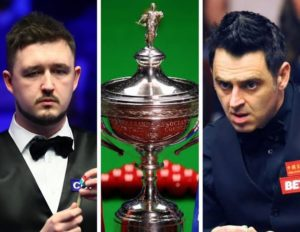 Ronnie O'Sullivan v Kyren Wilson: World Snooker Championship Final preview – Warrior out to deny sixth success for The Rocket
