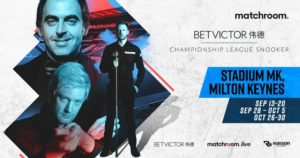 Championship League Snooker 2020 Draw, Live Scores and Schedule of Play