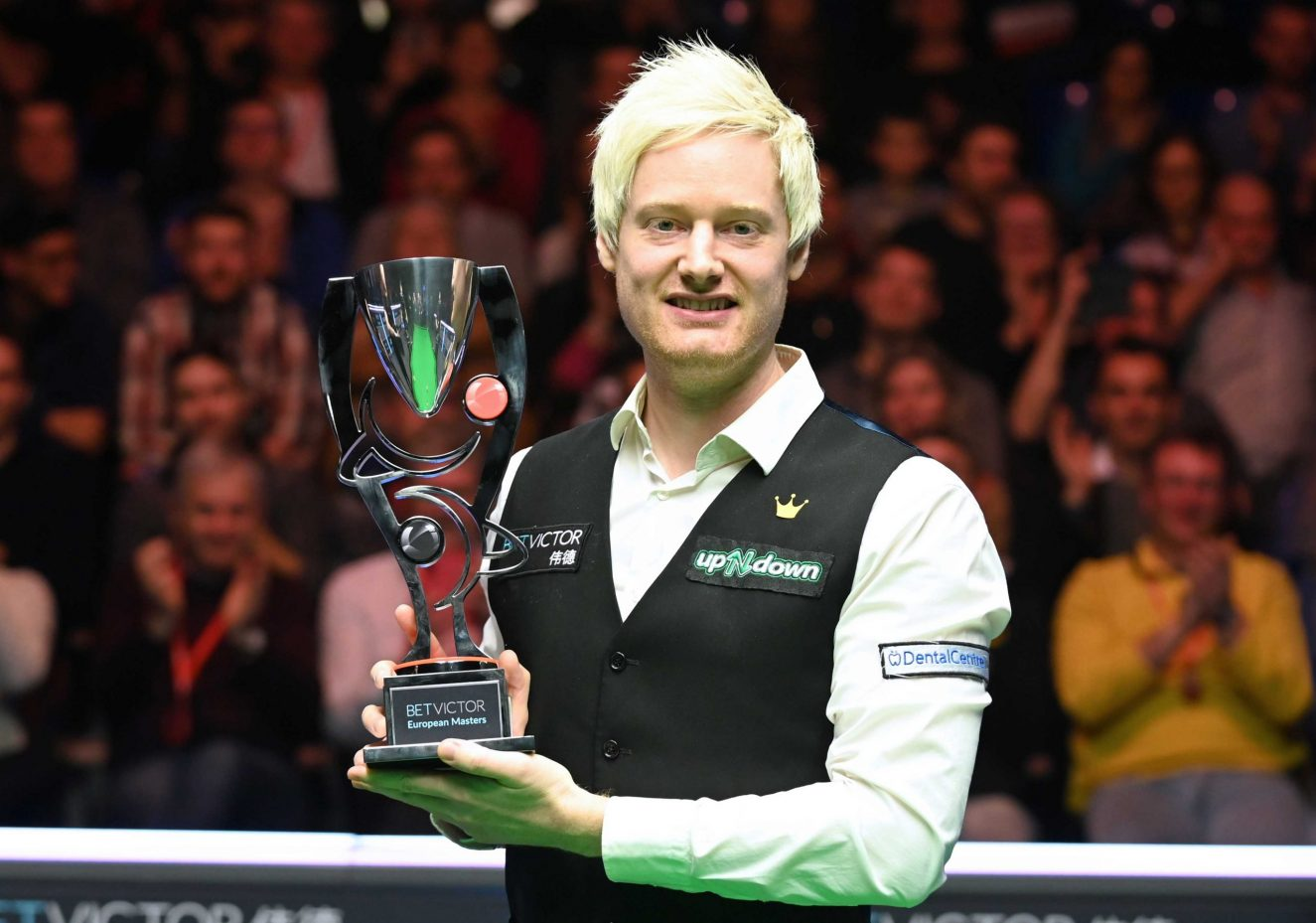 European Masters Snooker 2020 Draw, Live Scores and Schedule of Play
