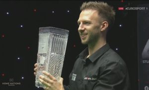 Judd Trump edges Neil Robertson in last-frame thriller to claim English Open title