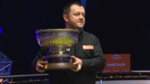 Magnificent Mark Allen claims Champion of Champions glory
