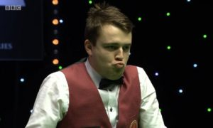 Ursenbacher subjects O'Sullivan to shock early exit at the UK Championship