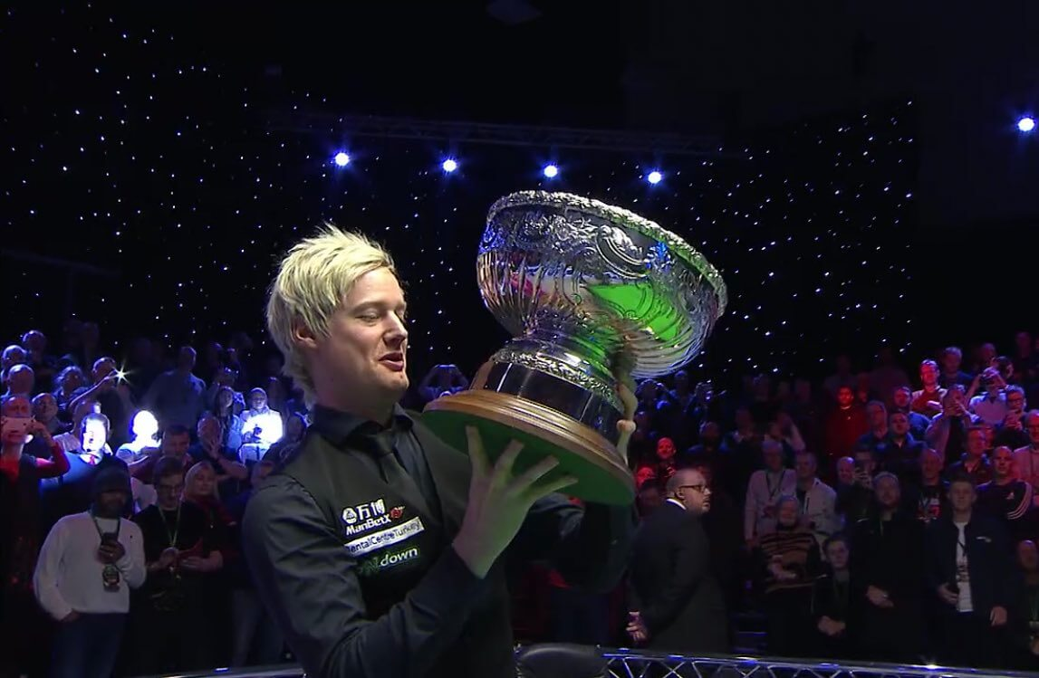 Champion of Champions Snooker 2020 Draw, Live Scores and Schedule of Play