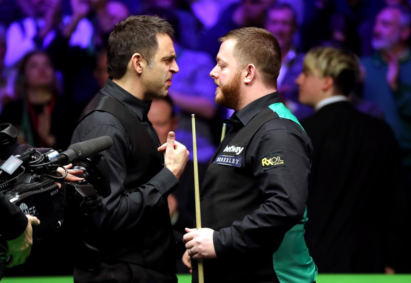 Ronnie O'Sullivan: The Rocket's biggest snooker bust-ups