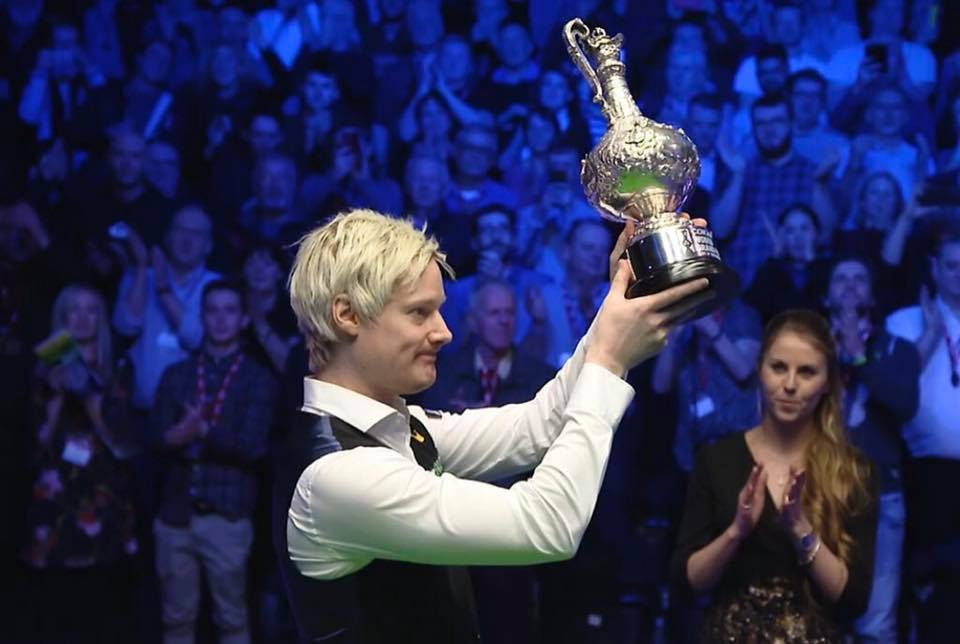 World Grand Prix Snooker 2020 Draw, Live Scores and Schedule of Play