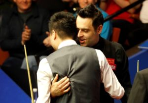 Ronnie O'Sullivan v Ding Junhui: Masters 2021 preview – Rocket aims to shoot down The Dragon
