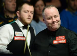 John Higgins edges out Mark Allen to set up Ronnie O'Sullivan show-down at The Masters