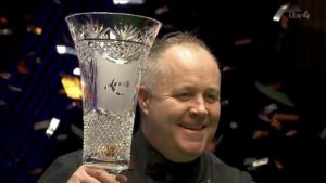 John Higgins emphatically ends ranking title drought at the Players Championship