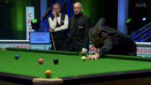 Ronnie O'Sullivan recovery breaks Hawkins' heart at the Tour Championship