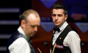 Selby storms clear of Williams as McGill leads Bingham in World Championship Quarter-Finals