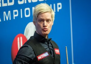"""Neil Robertson """"ready to peak again"""" at the 2021 World Championship"""