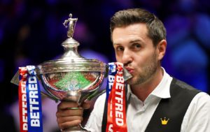 Mark Selby secures fantastic fourth World Snooker Championship title