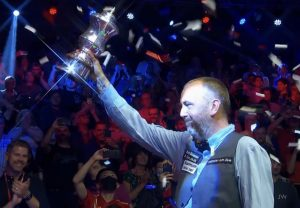 Wonderful Mark Williams secures second British Open title