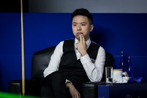 Xiao Guodong lodges complaint against Peter Lines following Northern Ireland Open Qualifier